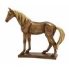 Benzara Fabulously Styled Large Horse Figurine