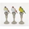 Chirpy Ps Bird On Stand, Multicolor