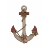Benzara The Nostalgic Wood Rope Anchor