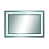 Benzara Chishui Stylish And Elegant Square Wall Mirror
