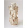 "Adorable Polyresin Cherub 13""W, 23""H"