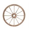 The Simple And Exceptional Wood Metal Wagon Wheel