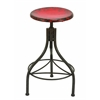 Benzara Metal Bar Stool Can Be Adjusted As Required
