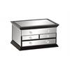 The Cool Wood Mirror Jewelry Box