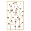 "Beautiful Metal Wall Decor 24""W, 43""H"