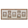 "Benzara Durable Wood Wall Photo Frame 47""W, 20""H"