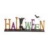 Benzara Salient Metal Halloween Sign