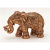Alluring Ceramic Bronze Elephant, Bronze