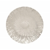 "Benzara Remarkable Stainless Steel Wall Platter 27""D"