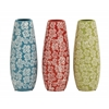 Benzara Contemporary Styled Ceramic Vase 3 Assorted