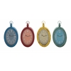 The Must Have Metal Wall Clock 4 Assorted