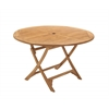 Benzara Useful And Decorative Wood Teak Table