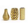 Benzara Classy Styled Ceramic Vase 3 Assorted