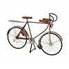 Benzara Amazing Styled Fancy Metal Wood Bicycle