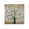 Benzara Tree Themed Classy Canvas Wall Art