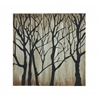 Modern Tree Themed Canvas Wall Art