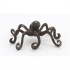 Attractive Metal Octopus, Antique Black