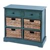 Wd Wckr Bskt Dresser 30-Inch W, 28-Inch H