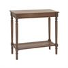 Wonderful Wood Brown Console Table, Brown