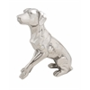 Loveable Ceramic Dog Sculpture