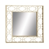 Amazing Styled Fancy Metal Wall Mirror