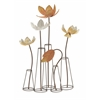 Benzara Scintillating Metal Table Decor