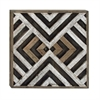 "Wood Wall Art 31""W, 31""H, Beige"