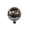 10 Inch Silver Gazing Globe