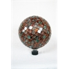 10 Inch Multicolor Tile Gazing Globe