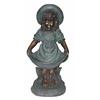 Benzara Girl Statue