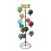 """Benzara 10""""D Globe Stand - Fits 12 Pcs"""