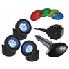 Benzara Led 3 Pack Light With Photocell & Transformermer