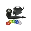 Benzara Power Beam 20 W W/ Transformermer 23 Ft. Cord W/ Color Lenses