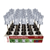 Benzara Solar Angel Garden Stake - Tray Pack Of 20