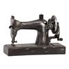 Benzara Dazzling Piece Of Old Resin Sewing Machine