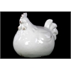 Captivating Ceramic Rooster