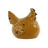 Ceramic Rooster - Brown