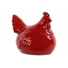 Ceramic Rooster - Red