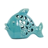 Ceramic Fish - Blue