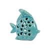 Alluring Ceramic Fish - Turquoise