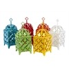Metal Lantern Assortment Of Six