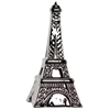 Benzara Ceramic Eiffel Tower - Chrome