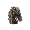 Benzara Ceramic Horse Head
