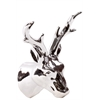 Enthralling Ceramic Deer Head Wall Decor