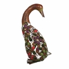 Benzara Exquisite Metal Duck Decor With Stones