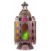 Benzara Enthralling And Well Designed Metal Lantern