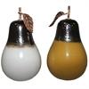 Stylish 2 Piece Ceramic Pear - Assorted