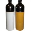 Classy Ceramic Vase- 2 Assorted, Yellow, White, Black