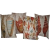 Captivating Cushion -4 Assorted, Multicolor