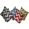Astonishing Cushion - 4 Assorted, Multicolor
